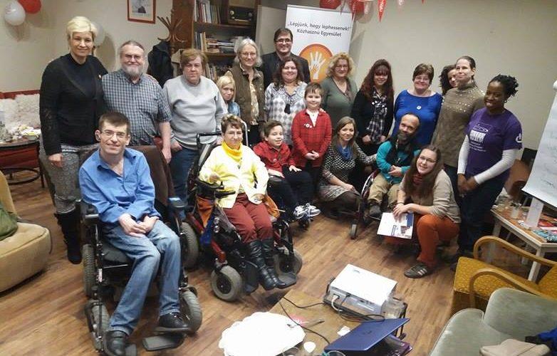 Sikeres közösségi érdekképviselet képzés amerikai mentorokkal