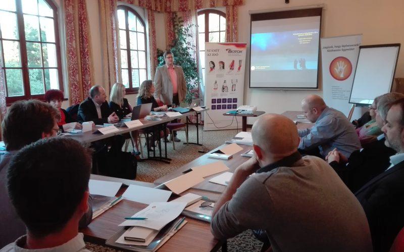 Új metódusok és hálózatépítés a cp-s gyermekek ellátásában Magyarországon