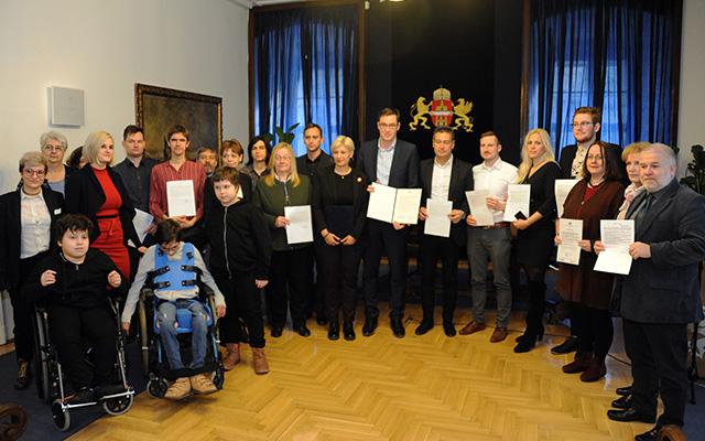 Szándéknyilatkozatot írtunk alá Karácsony Gergellyel, Budapest Főpolgármesterével